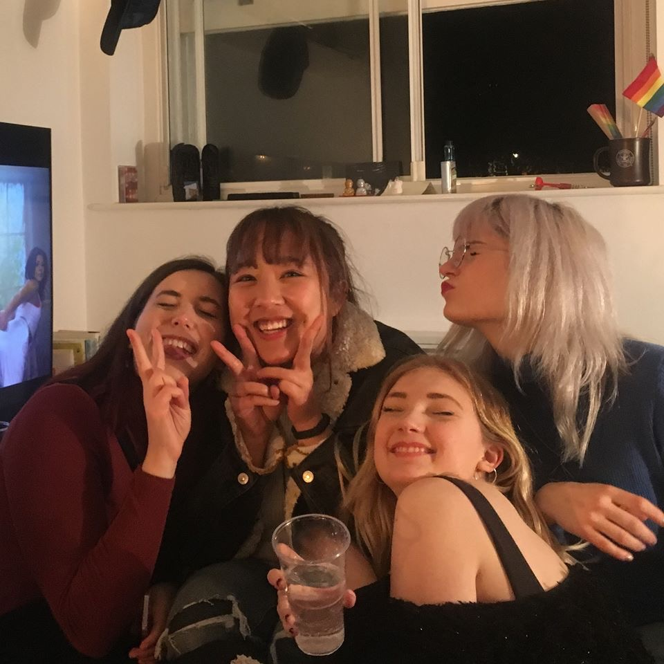 house party photo