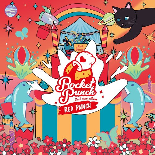 Rocket Punch - RED PUNCH [FLAC + MP3 320 / WEB]