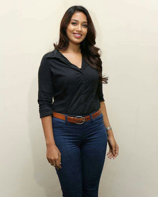Nivetha Pethuraj at GGSR Tamil Audio Launch Stills
