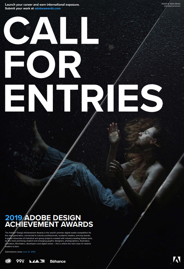 International Art Competitions - art contest for artists: Adobe