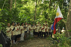 Philippine Independence Bushcraft Camp 2012
