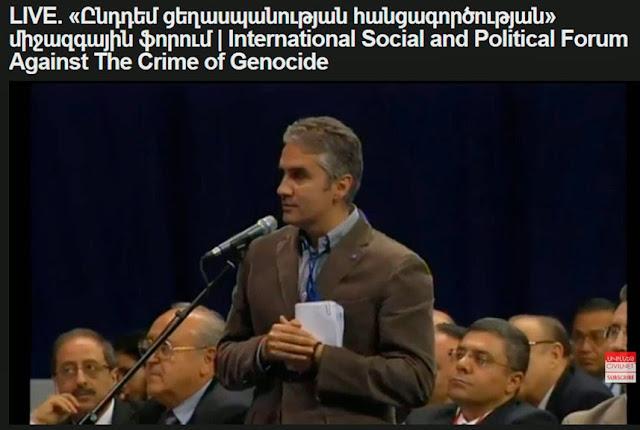 Αποτέλεσμα εικόνας για μαλκίδης γενοκτονία παγκόσμια ημέρα ΟΗΕ