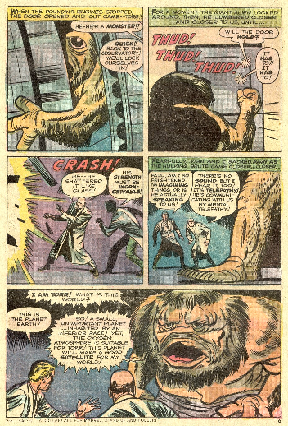 Strange Tales (1951) issue 175 - Page 5
