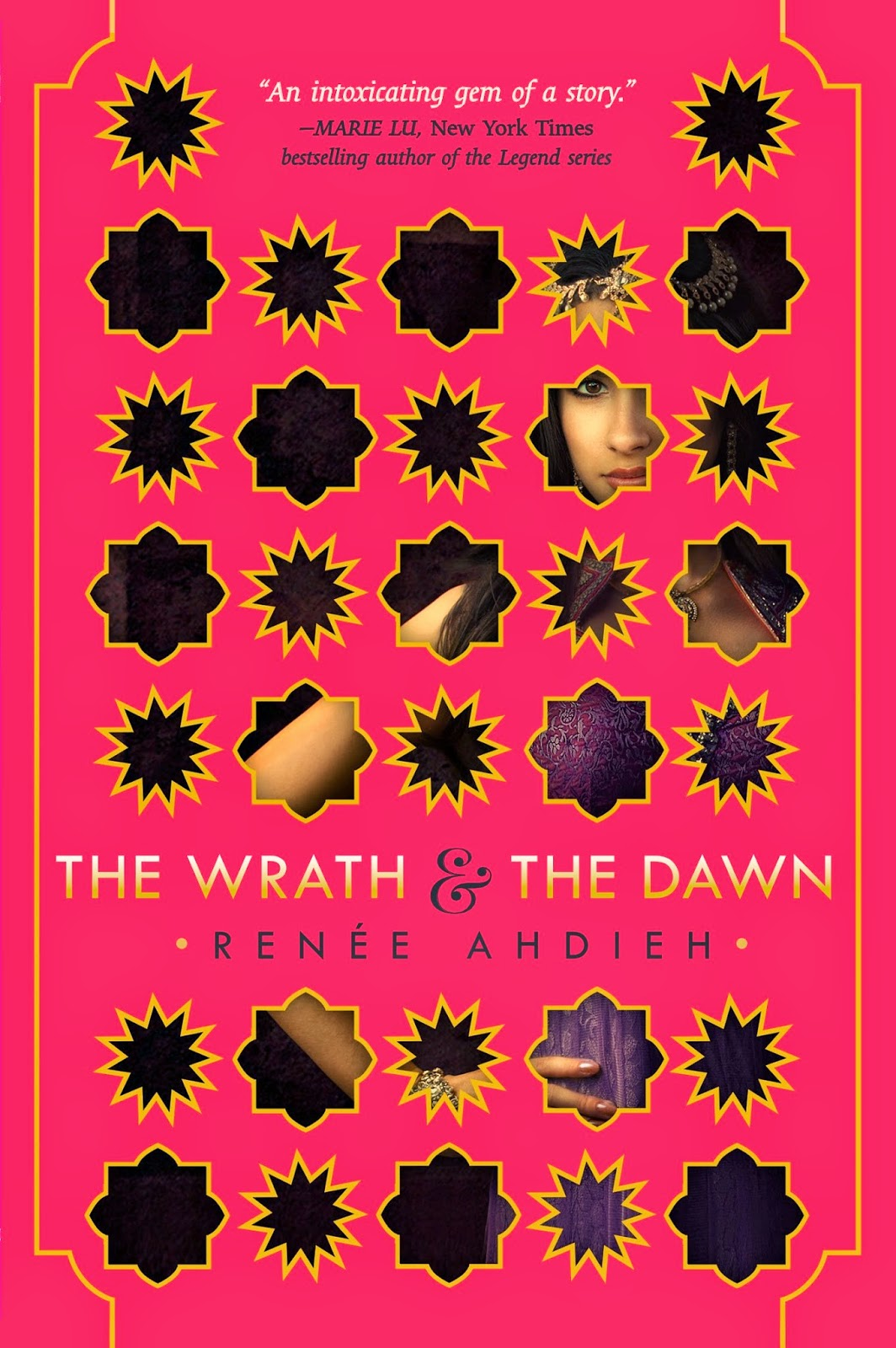 The Wrath And The Dawn Renee Ahdieh