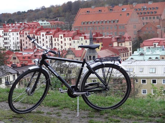 goteborg suede velo ville vue visite erasmus