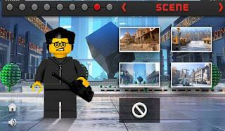 costruire con LEGO