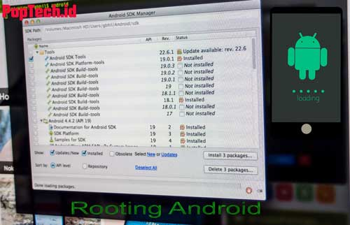 Cara Instal Android SDK di Komputer Windows dan Mac