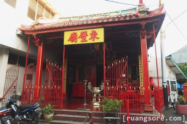 Klenteng Tong Pek Bio