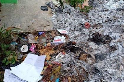 Pembakar Kotak Suara di Jambi Ditangkap, Ternyata Pelakunya adalah Caleg PDIP