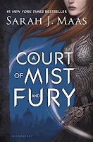 A Court of Mist and Fury by Sarah J. Maas book cover and review