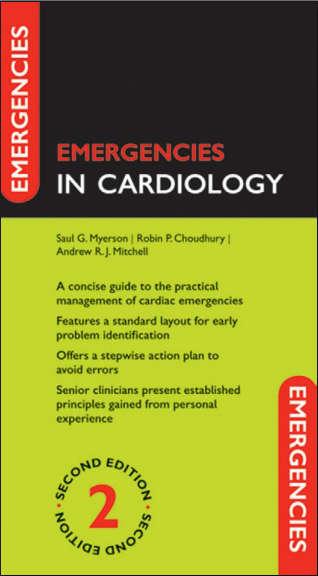 Emergencies in Cardiology, 2e (Feb 22, 2010)