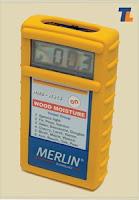 Alat Ukur Kelembaban Kayu HM8-WS13 Merlin termurah
