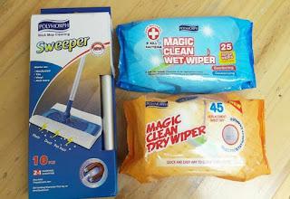 alat pel lantai paket lengkap