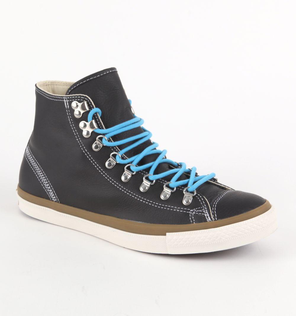Leather Converse 90