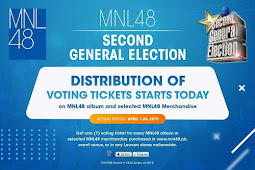 MNL48 2nd General Election: how to vote your oshimen