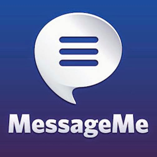 MessageMe top best Messenger messaging image photo