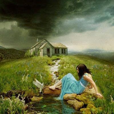 Arte que mezcla la realidad y fantasía.