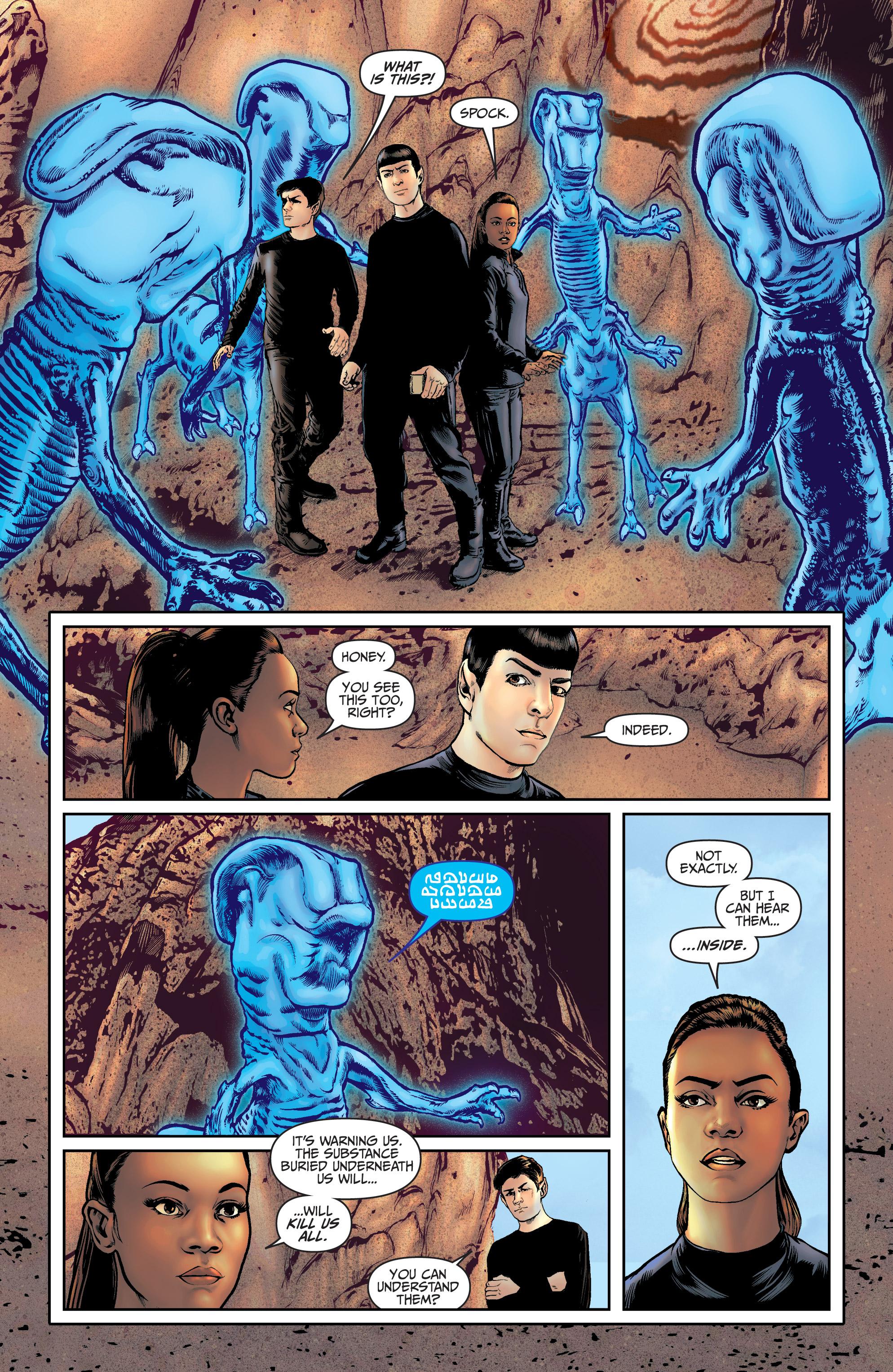 Read online Star Trek: Boldly Go comic -  Issue #9 - 19