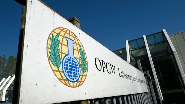 Siria denuncia en la OPAQ una agresión de EE.UU. contra su territorio