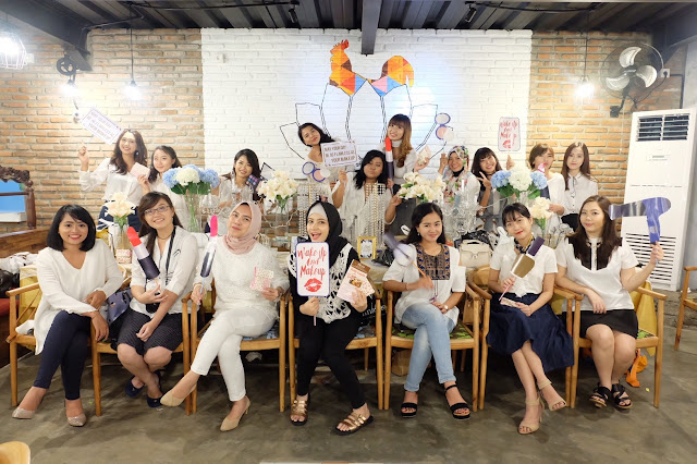 Bali Beauty Blogger Gathering event report by Jessica Alicia