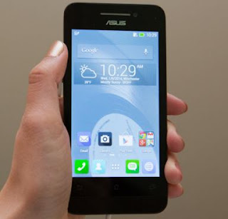 Cara Flash Asus Zenfone C Z007 Bootloop via Asus Flashtool