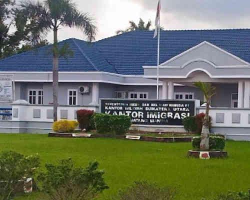 Alamat Telepon Kantor Imigrasi Kelas II Pematang Siantar - Sumatera Utara