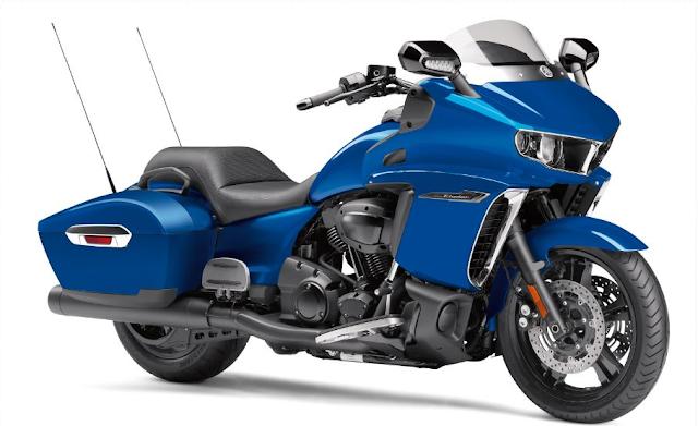 2018 Yamaha Star Eluder dengan Mesin 1854c V-Twin