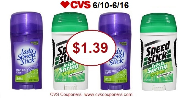 http://www.cvscouponers.com/2018/06/hot-pay-139-for-speed-stick-or-lady.html