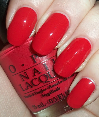 OPI - Red Hot Ayers Rock
