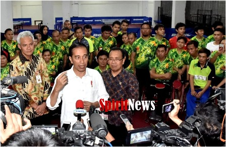 Presiden Jokowi, Masyarakat Sudah Semakin Dewasa Tentukan Pilihan
