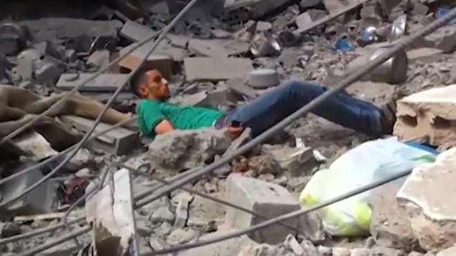Εν ψυχρώ δολοφονία Παλαιστίνιου στη Γάζα (ΒΙΝΤΕΟ)