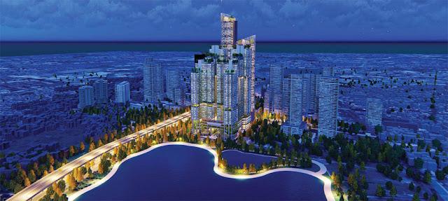 Dự án Sunshine Lake View Sky Villas 17 Phạm Hùng