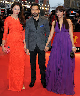 Emraan Hashmi at Berlin Film Festival red carpet