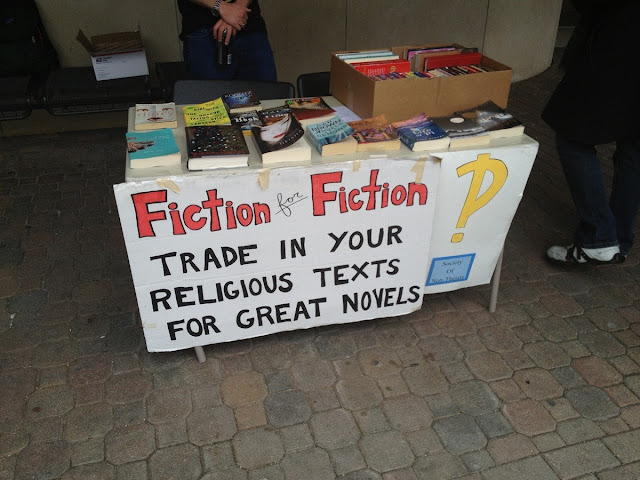 Fiction for Fiction Book Stand