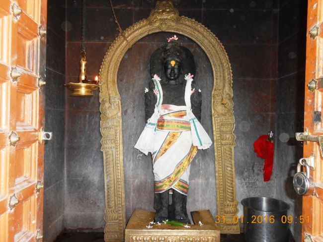 Lord Chandran (Moon) At Sri Somanatheshwara Temple