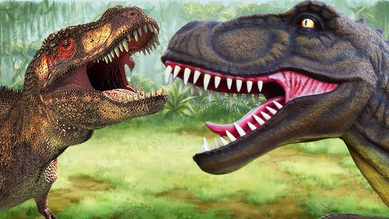 T Rex Real Life