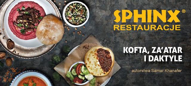 warsztaty%2Bsphinx%2Bsamar Kofta, za'atar i daktyle - czyli kuchnia libańska w Sphinxie
