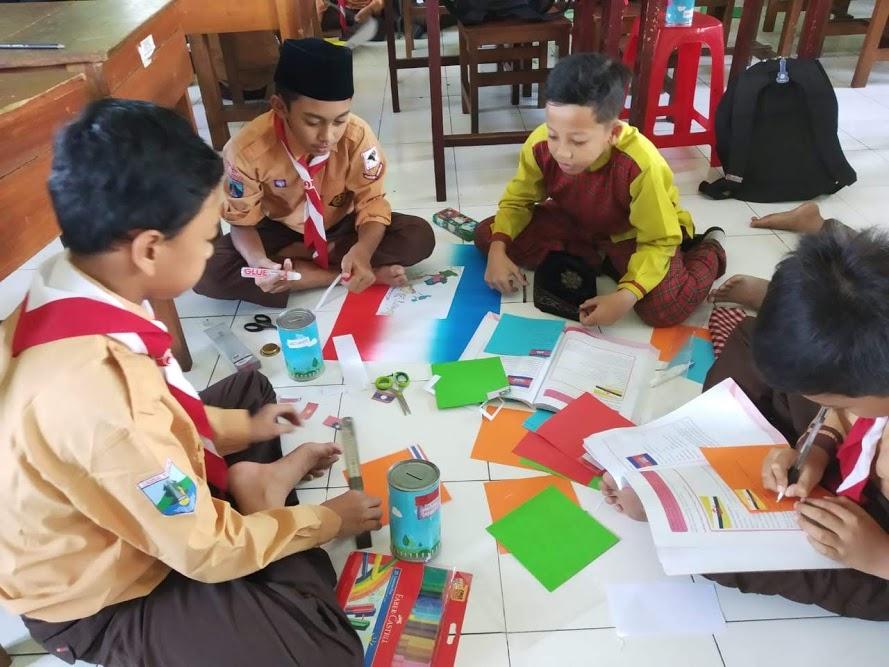 Mading Media Pembelajaran Ips Untuk Meningkatkan Pemahaman Dan Kreativitas Siswa Kelas Vi Sd Islam Surya Buana