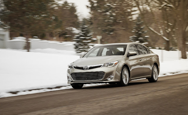 2013 Toyota Avalon Review
