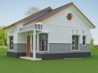 rumah desain sederhana namun indah ~ rumah minimalis