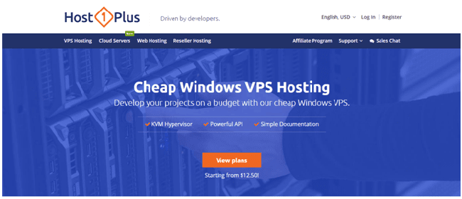 Cheap windows VPS Hosting