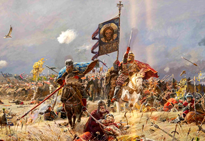 Battle of Kulikovo
