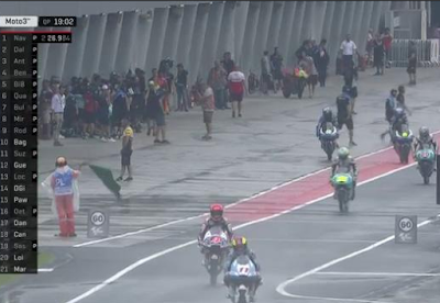 Hasil Lengkap Kualifikasi Moto3 Sepang, Malaysia 2016