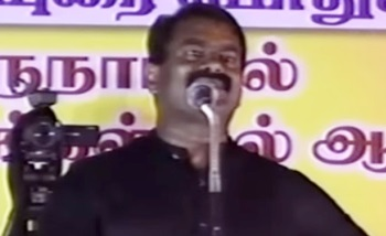 Seeman Speech 12-05-2016 Kolathur
