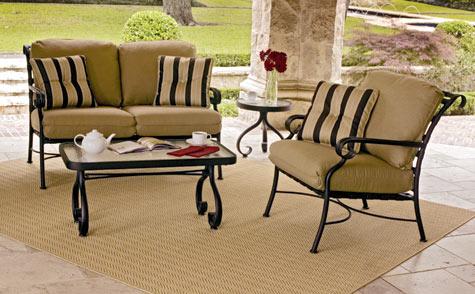 Wrought Iron Furniture Designs Ideas