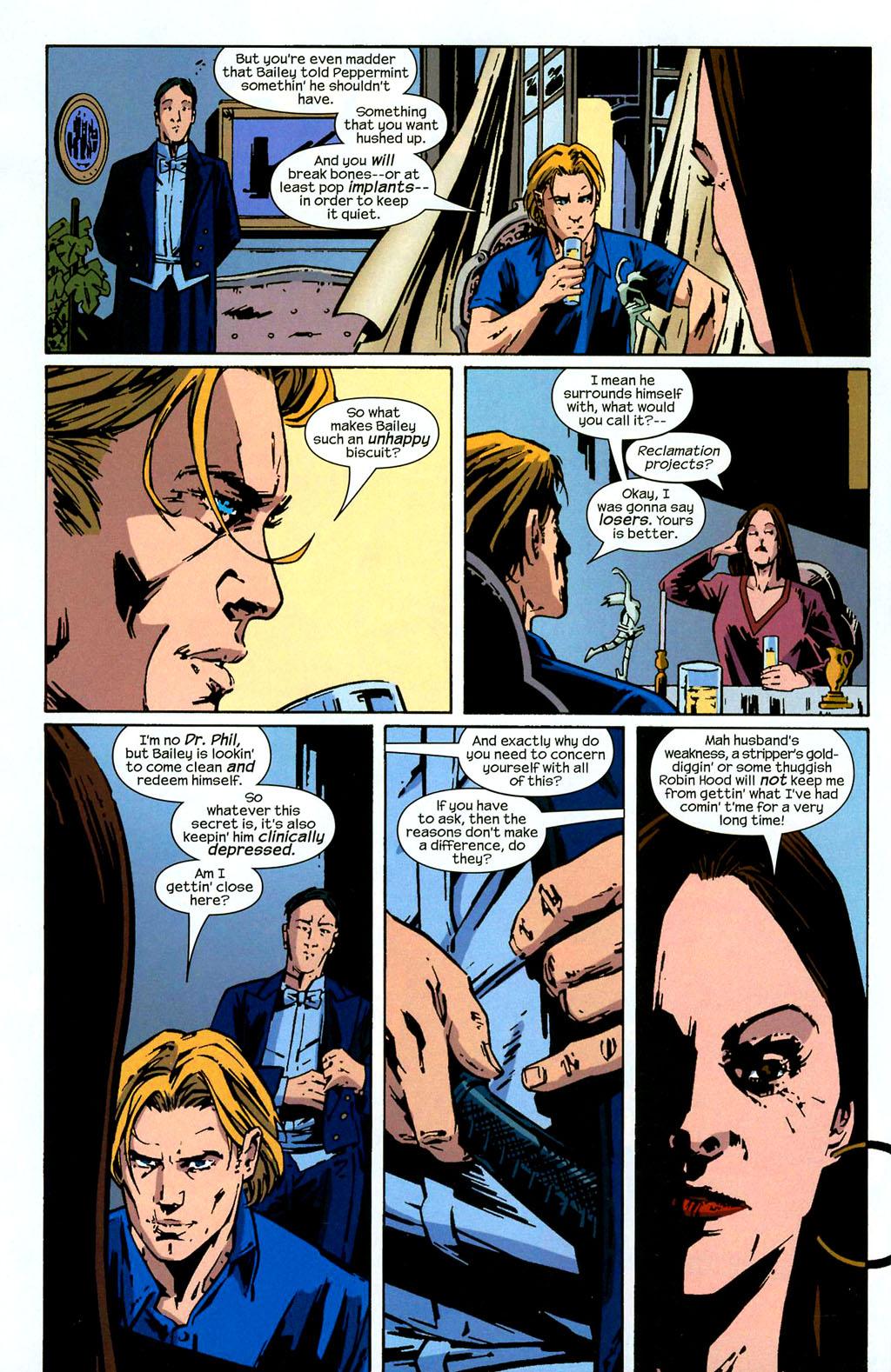 Hawkeye (2003) Issue #2 #2 - English 18