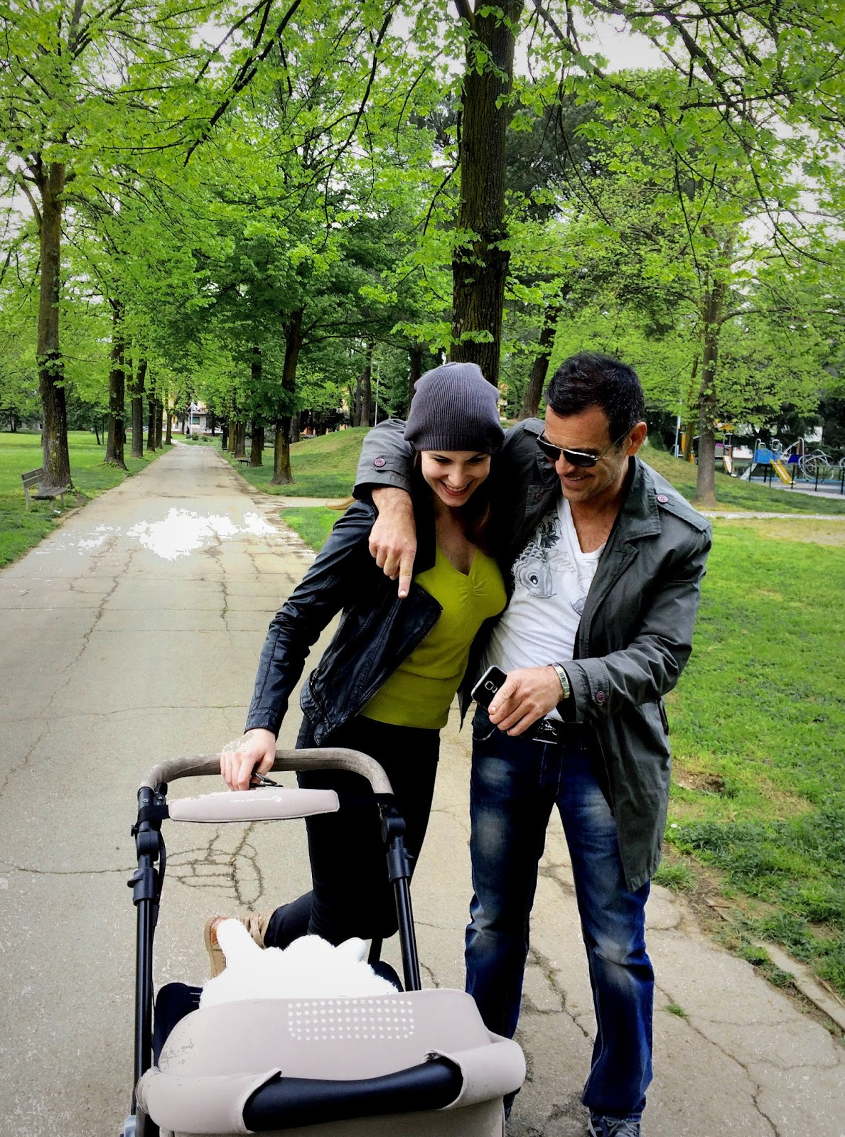 fashion family stroller italian blogger
