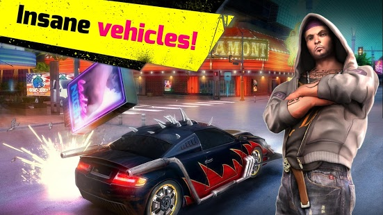 a most popular action game developed by Gameloft available for all android devices Gangstar Vegas MOD APK [Unlimited Money/Keys/Gems] +Data v2.4.0h OBB