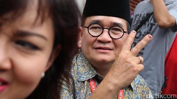 Ruhut Bela TGB yang Pilih Curhat ke Luhut Ketimbang SBY