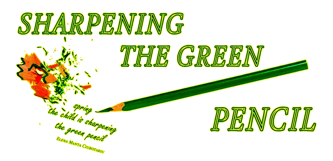 SHARPENING THE GREEN PENCIL